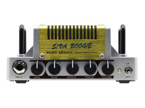 Hotone Nano Legacy Siva Boogie 5-Watt Guitar Amplifier Head