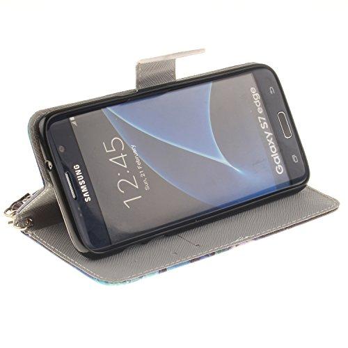 de Case 12 9 silicona PC Galaxy PU Polvo Conector teléfono Carcasa Samsung de móvil S7 De smartphone Caso Shell para Painted Cover Carcasa nbsp;Edge cubierta Piel blanco Funda F0x0qEpwc6