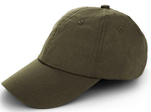 Green Military Cap - 3