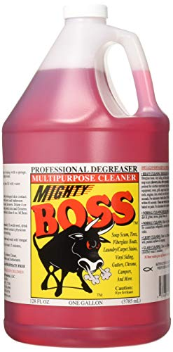 ZOOM CLEANING PROD 21MB4 Gal Mighty Boss Cleaner, 1 gal