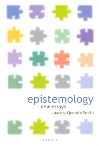 com epistemology new essays quentin  epistemology new essays 1st edition