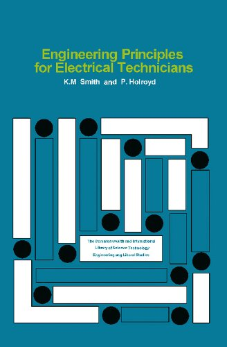 Smith Capacitor (Engineering Principles for Electrical Technicians: The Commonwealth and International Library: Electrical Engineering Division (C.I.L.))