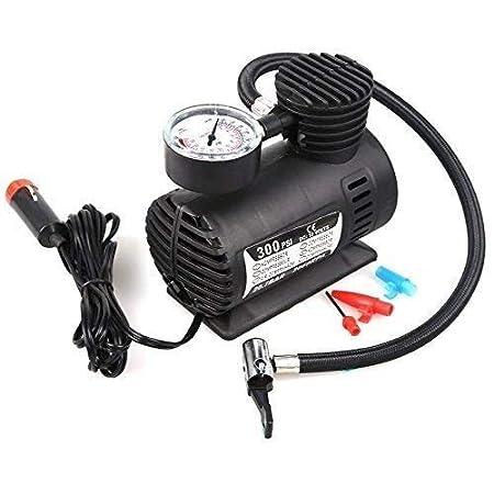Kanyadaan Air Pump Compressor 12V Electric Car Bike Tyre Tire Inflator/Compact Durable Car Air Compressor