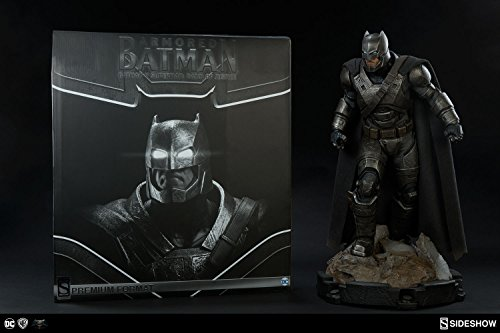 Sideshow Collectibles DC Comics Armored Batman Premium Format (New Batman Affleck Costume)