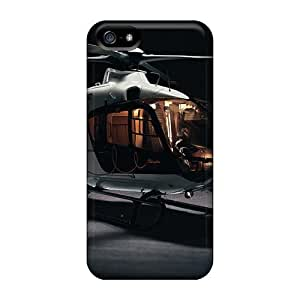 CiQzrqY8459kvbax MichelleNCrawford Helicopter In The Hangar Durable Iphone 5/5s Tpu Flexible Soft Case
