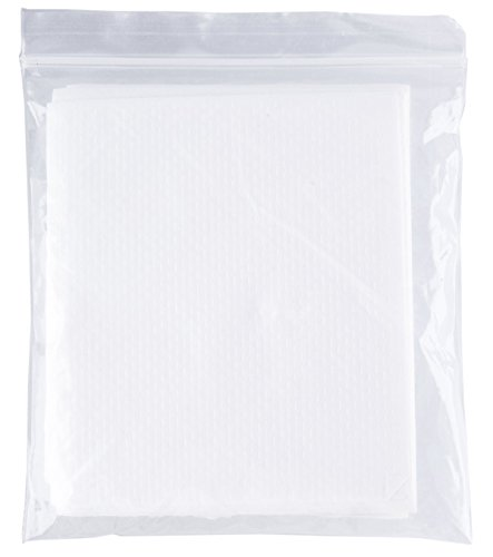 100-Count Paper Toilet Seat Covers - Travel Size -Disposable - Hygiene- Perfect For Purses and Handbags - White Covers - 16'' x 14'' by Juvale (Image #6)