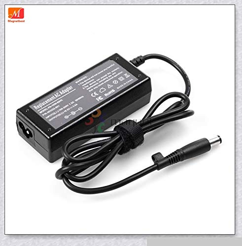 Pukido 18.5V 3.5A Laptop Adapter Charger For hp Compaq 2230s Notebook PC ProBook 4310s 4410s 4415s 4416s For HP Pavilion DV5 DV6 DV7 - (Plug Type: no ac cable) ()