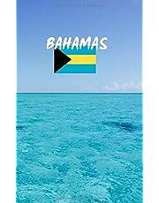 BAHAMAS: JOURNAL DE VOYAGE   ÉDITION SPÉCIALE DE POCHE. CARNET D'HÔTELS, VOLS, LISTE DE BAGAGES, VÉHICULE DE LOCATION ET LIEUX À VISITER   ENREGISTREZ VOS MEILLEURS MOMENTS.