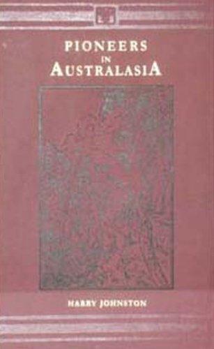 Download Pioneers in Australasia pdf epub