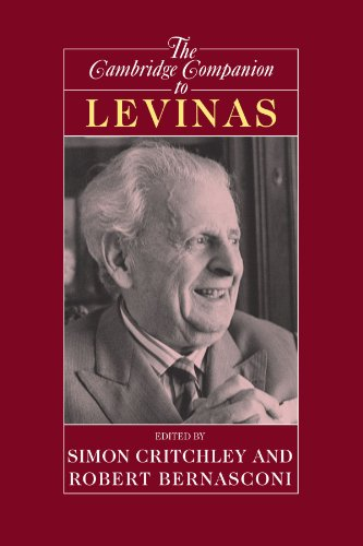 The Cambridge Companion to Levinas (Cambridge Companions to Philosophy)