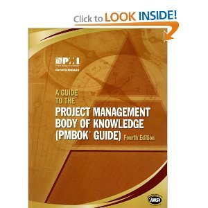 A Guide to the Project Management Body of Knowledge (PMBook Guide) Fourth Edition