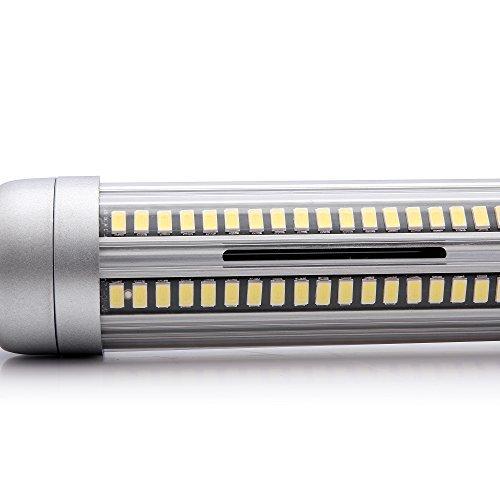 LED-Corn-Lamp-Light-Bulbs-Cob-Daylight-Energy-Saving-Ledbulbs-Corn-E26-2500-Lm-6500K-Cool-WhiteRoom-Lamps-Plus-Outdoor-Garage-Lighting-Super-Bright-Led-Lamp-Bulb-Lights-25W