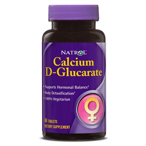 Natrol Calcium D Glucarate Tablets 250mg