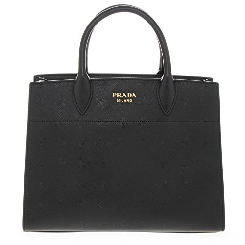 Prada-Womens-Medium-Bibliotheque-Bag-Black