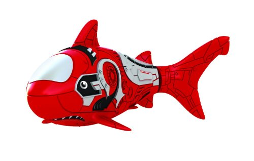 image Goliath - Blister Robo Fish - Requin - Rouge