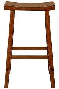 amazon   saddle seat counter stool 24 25 hx17 75 w