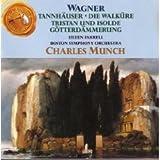 Wagner: Tannhauser, Valkyrie, Tristan & Isolde, Gotterdammerung