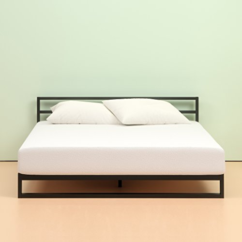 Zinus Memory Foam 6 Inch Green Tea Mattress, King ()
