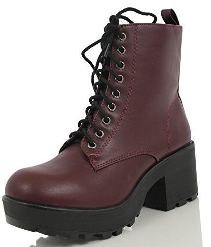 soda combat boots - 5