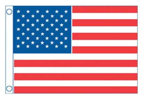 Taylor Made Products 8430 U.S. 50 Star Sewn Boat Flag, 20 x 30 inch ()