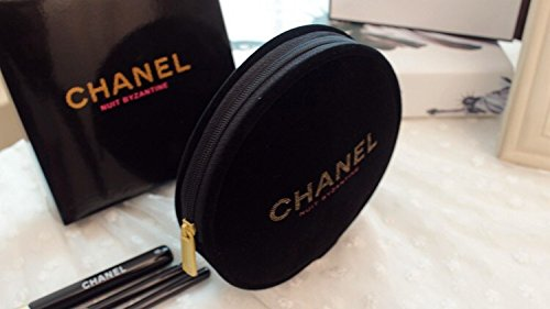 9d5b18ab1738 Chanel nuit byzantine cosmetic case makeup bag: Amazon.co.uk: Beauty
