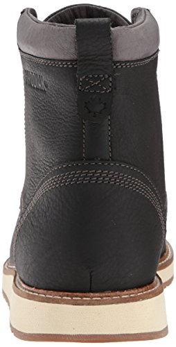 Kodiak Men's Zane Chukka Boot, Black, 12 M US by Kodiak (Image #2)