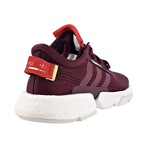 adidas - Pod-s3.1 Bordeaux/Jaune Haute résolution Db3541- pour Femme Femme
