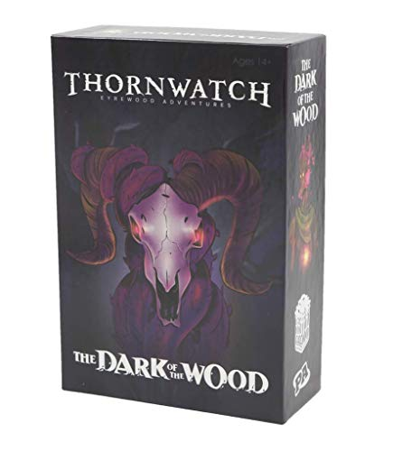 Lone Shark (Lone Shark Games Thornwatch: The Dark of the Wood Expansion)