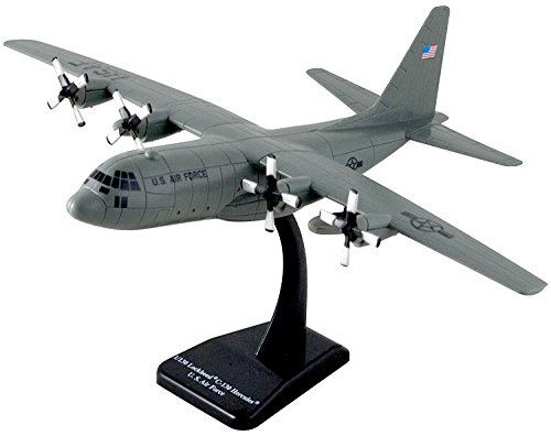 New Ray - C 130 Double Engines Toy Air Plane Aircraft Model Kit