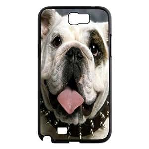 Bulldog Dog Design Unique Customized Hard For Case Samsung Note 3 Cover , Bulldog Dog For Case Samsung Note 3 Cover Case