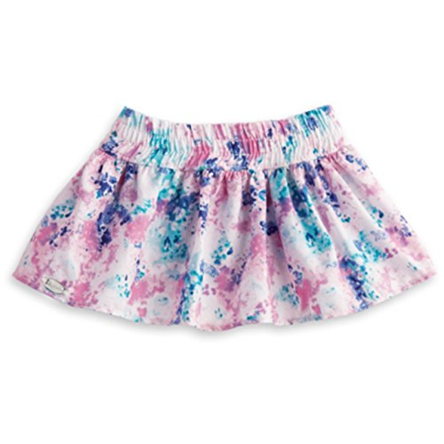 - American Girl - Playful Print Skirt for 18-inch Dolls - Truly Me 2016