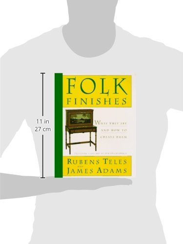 Folk Finishes: What They Are and How to Create Them