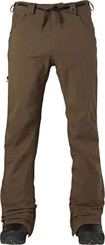 Analog Remer Snowboard Pant - Men's Shale Twill X-Large (Pants Snowboard Analog)