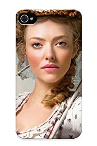 New Million Ways To Die In The West Amanda Seyfried Tpu Case Cover, Anti-scratch Resignmjwj Phone Case For Iphone 4/4s
