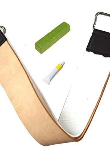 DOVO Leather Strop Paste Honing Compound with 0.5 Micron by Dovo