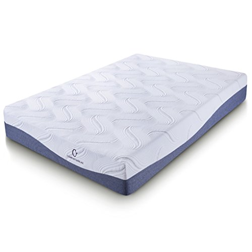 Cr Sleep Gel-infused Memory Foam Mattress, AirCell ...