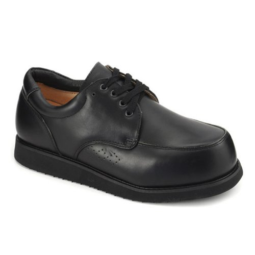 Apis Mt. Emey 801 Men's Therapeutic Extra Depth Shoe Leather Lace