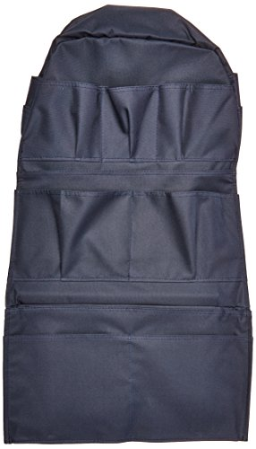 RoadPro RPSB-14BL Blue 14-Pocket Seat Back Organizer