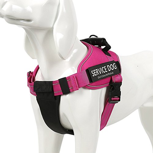 Service Dog Vest Harness Reflective product image