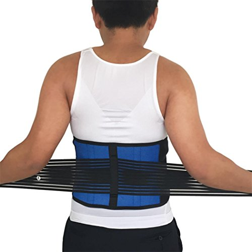 Lumbar Lower Back Support Brace