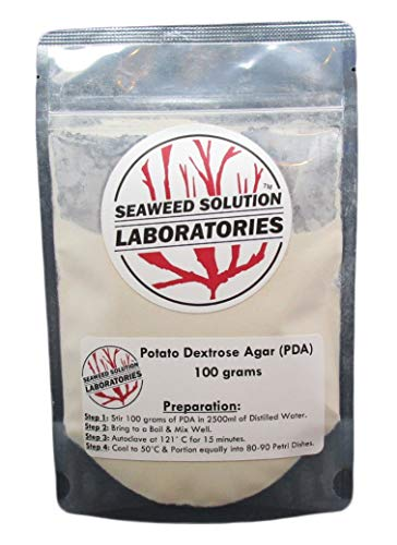 Potato Dextrose Agar (PDA) Dehydrated, 100 grams