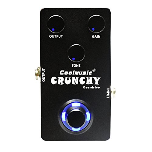 Coolmusic C OV01 Crunchy Overdrive Effects product image