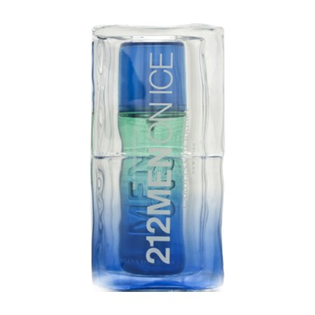 (212 On Ice Blue by Carolina Herrera for Men - 3.4 Ounce EDT Spray)