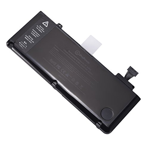 iProPower A1322 Laptop Battery for Apple MacBook Pro 13 inch A1278 2009-2012Version(6000mah) by iProPower (Image #2)