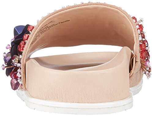 Kenneth Cole Xenia Sequin, Pantofole Donna Rosa (Pink Multi)