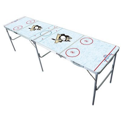 (Pittsburgh Penguins 2x8 Tailgate Table by Wild Sports)
