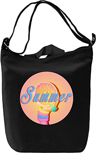 Taste Of Summer Borsa Giornaliera Canvas Canvas Day Bag| 100% Premium Cotton Canvas| DTG Printing|