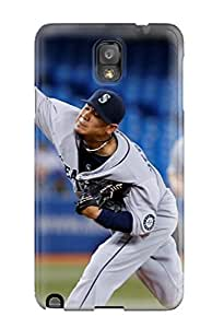DanRobertse Fashion Protective Seattle Mariners For Case Iphone 5/5S Cover