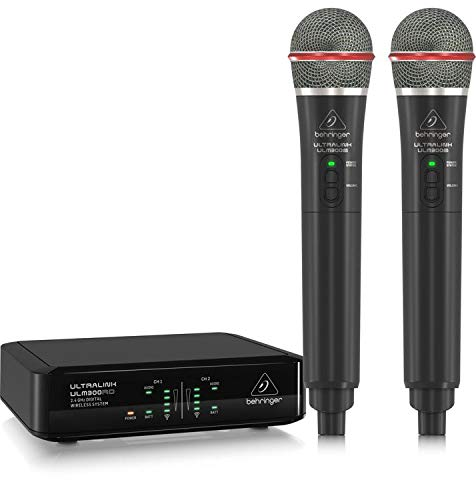 Behringer Wireless Microphone System (ULM302MIC) by Behringer