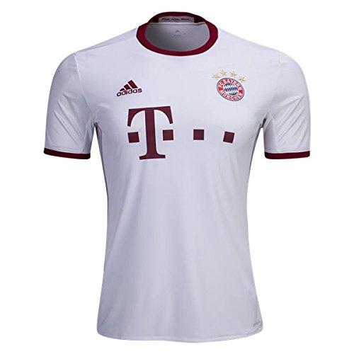 new style 31a51 380ef new BAYERN MUNICH 16/17 THIRD Soccer Jersey MULLER #25 Men's ...